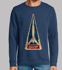 CCCP Rocket Triangular Insignia