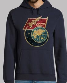 cccp space rock et flag