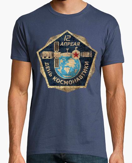 Camiseta CCCP Space Station