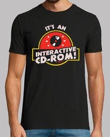 CD-Rom interactif