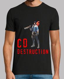 CD destruction