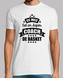 ce mec est un super coach de basket