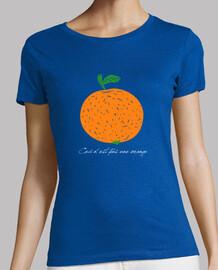 ce ne est pas une orange