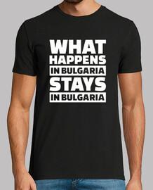 ce qui se passe en bulgarie