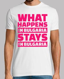ce qui se passe en bulgarie reste dans bulgar