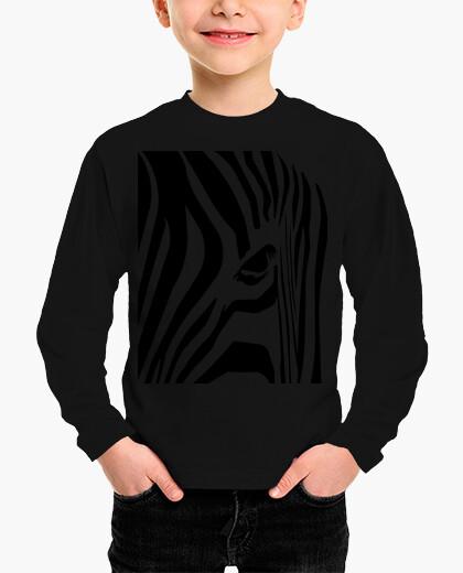 Ropa infantil Cebra - Camiseta Infantil