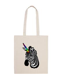 cebra unicornio