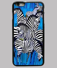 Cebras azules