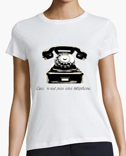 Camiseta ceci pas une nido téléphone