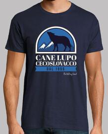 cecoslovacco insignia cane lupo m / c boy