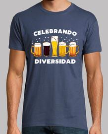Celebrando Diversidad Cervezas