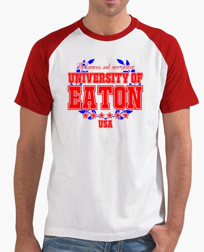 Tee-shirt célèbre and non universitaire existant d'ea