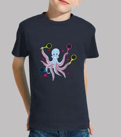 celeste octopus