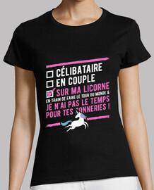 Célibataire licorne