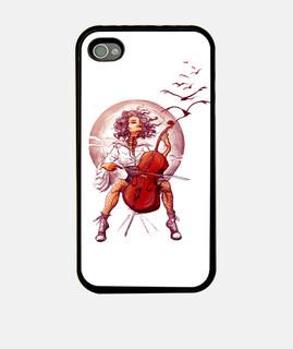 cello girl phone