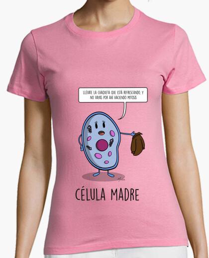 T-shirt cellula mamma