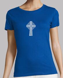 celtic fille, bretelles, noir