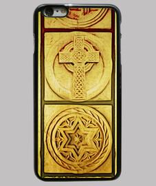 celticcross08 - Funda iPhone 6 Plus