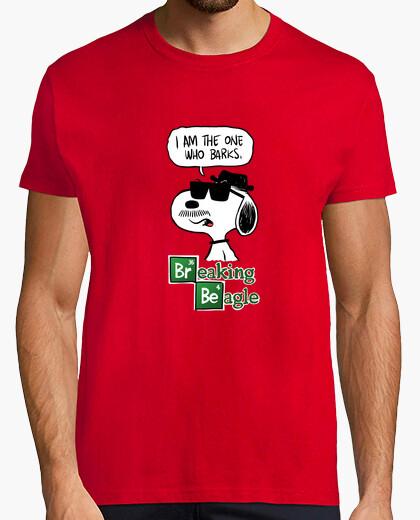 Tee-shirt celui qui aboie