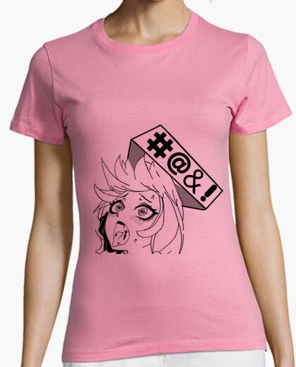 Camiseta Censored T-shirt Girl