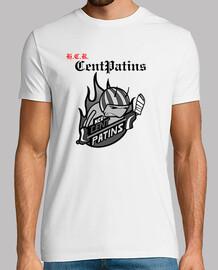 centpatins logo unisex