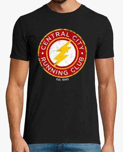 Camiseta Central City Running Club - V2