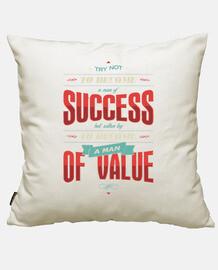 cercare di not diventare un uomo of successo