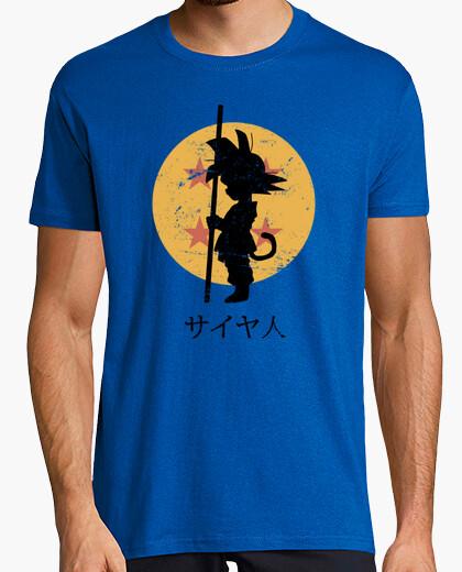 T-shirt cercare le sfere del drago