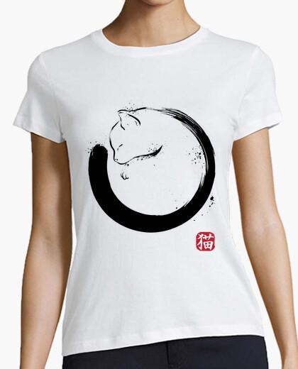 T-shirt cerchio purrfect