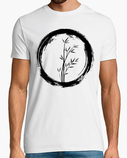 Tee-shirt cercle de bambou