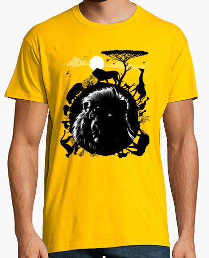 Tee-shirt cercle du lion