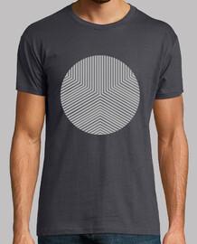 cercle gris minimale