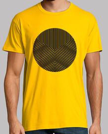cercle noir minimale