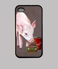 cerdo caníval