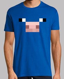 Cerdo Minecraft