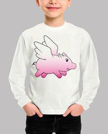 Cerdo Volador / Cerdito Alado