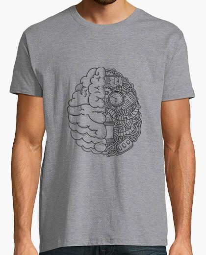 Camiseta Cerebro tecnológico