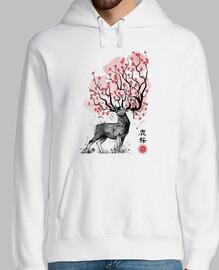 cerf sakura