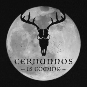 Camisetas Cernunnos is coming