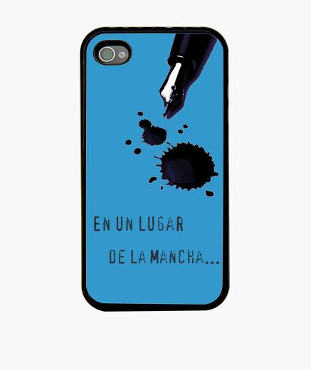 Funda iPhone Cervantes