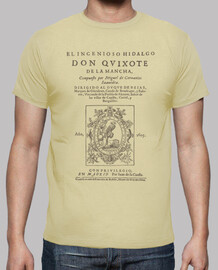Cervantes. Don Quijote (light Tees)