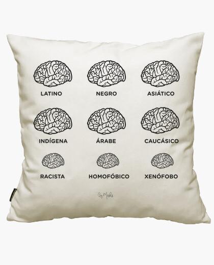 Housse de coussin cerveaux dans le monde