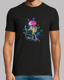 cervello pianeta medusa