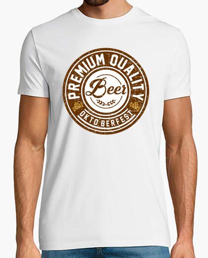 Camiseta cerveza de primera calidad