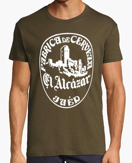 Camiseta Cerveza El Alcázar