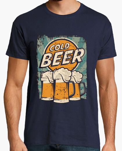 Camiseta Cerveza fría