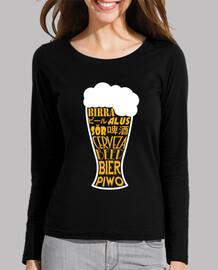 Cerveza idiomática