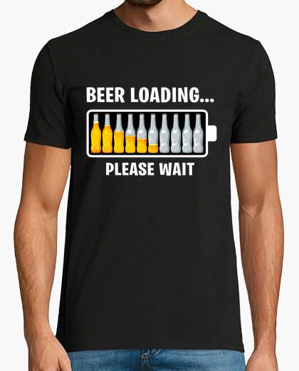 Camiseta Cerveza Loading ...