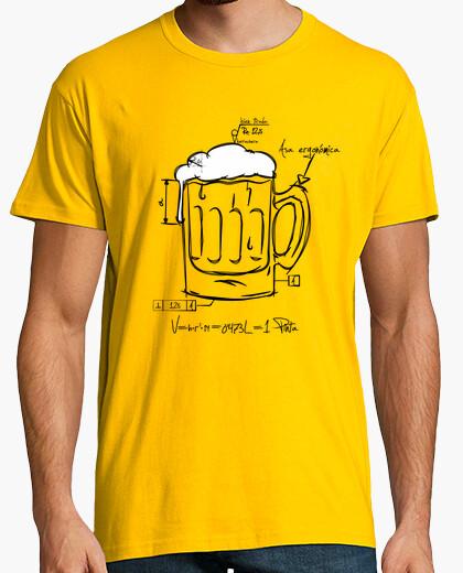 Camiseta Cerveza Técnica