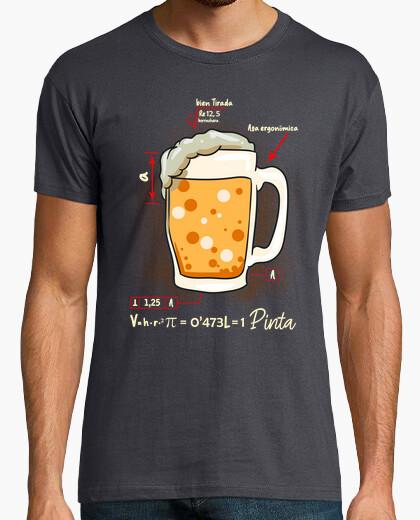 Camiseta Cerveza Técnica Arquitectos